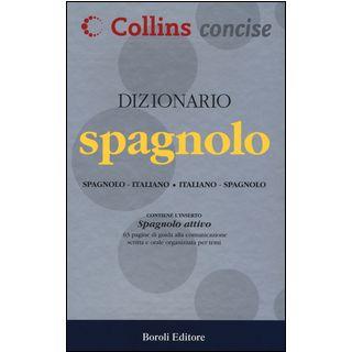 Dizionario spagnolo. Spagnolo-italiano, italiano-spagnolo. Ediz. bilingue -