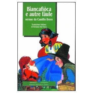 Biancafiòca e autre fàule - Brero Camillo