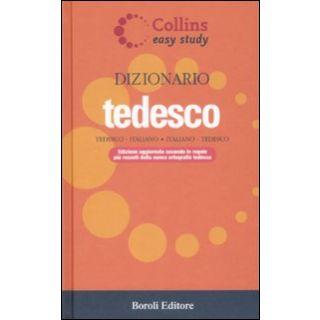 Dizionario tedesco. Tedesco-italiano, italiano-tedesco. Ediz. bilingue -