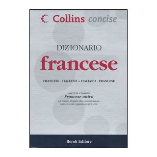 Dizionario francese. Francese-italiano, italiano-francese. Ediz. bilingue -