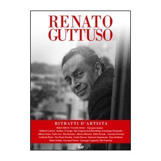Renato Guttuso. Ritratti d'artista. Con DVD video - Bocchi G. (cur.)