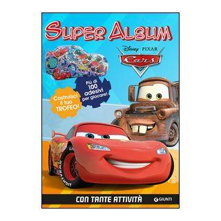 Super album. Cars. Con adesivi. Ediz. illustrata -