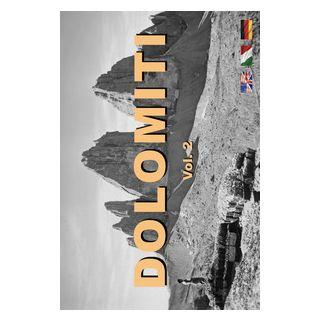 Dolomiti. Ediz. italiana, inglese e tedesca. Vol. 2 - Paluselli Alfredo
