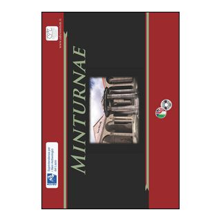 Minturnae. Guida multimediale. Ediz. multilingue. Con DVD - Bellini G. R. (cur.)