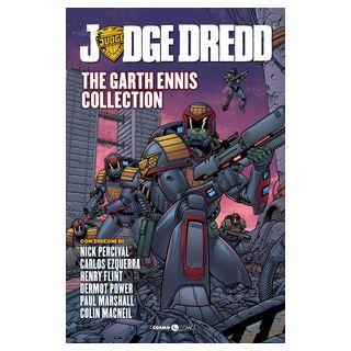 Judge Dredd. The Garth Ennis collection. Vol. 5 - Ennis Garth; Tedeschi F. (cur.)
