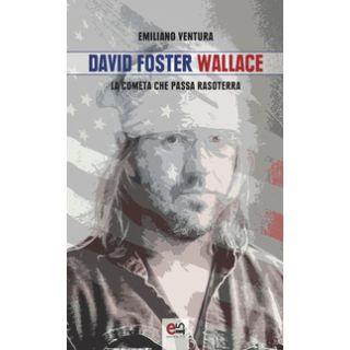 David Foster Wallace. La cometa che passa rasoterra - Ventura Emiliano