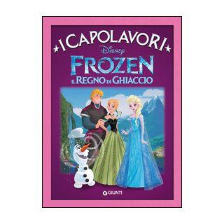 Frozen. Il regno di ghiaccio. Ediz. illustrata -
