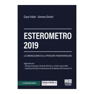 Esterometro 2019 - Dimitri Simone; Pollet Clara