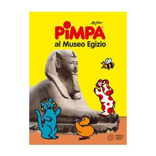 Pimpa va al Museo egizio - Altan