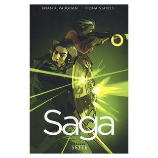 Saga. Vol. 7 - Vaughan Brian K.; Staples Fiona