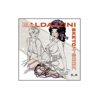 Baldazzini sketch-book. Ediz. illustrata - Baldazzini Roberto
