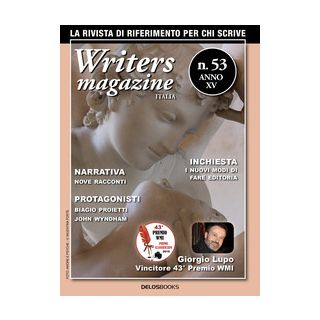 Writers magazine Italia. Vol. 53 - Forte F. (cur.)