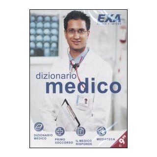 Dizionario medico. CD-ROM - Martignone Pietro