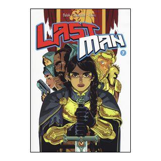 Last man. Con adesivi. Vol. 7 - Balak; Sanlaville Michaël; Vivès Bastien