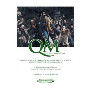 QM. Questione meridionale (2018). Vol. 3 -
