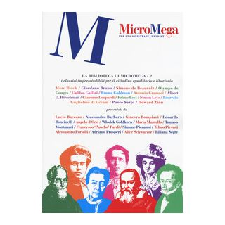Micromega (2018). Vol. 2: La biblioteca di Micromega -