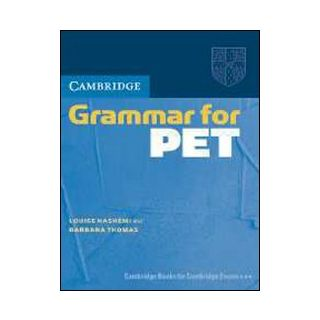 Grammar for PET - Hashemi Louise