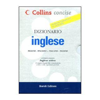 Dizionario inglese. Inglese-italiano, italiano-inglese. Ediz. bilingue - Amiot-Cadey G. (cur.)