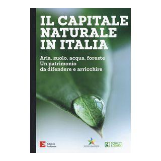 Il capitale naturale in Italia. Aria, suolo, acqua, foreste. Un patrimonio da difendere e arricchire -