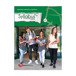 Syllabus base. Corso d'italiano per stranieri. Livello A1-A2. Con CD-Audio - Chirichella Caratsch Rosanna