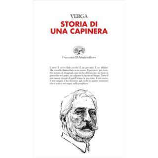 Storia di una capinera - Verga Giovanni; Rizzo E. (cur.)