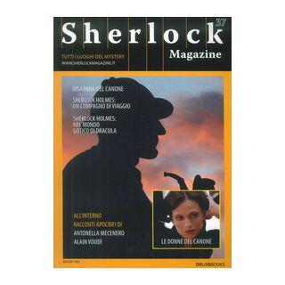 Sherlock Magazine. Tutti i luoghi del mystery. Vol. 37 - Pachì L. (cur.)