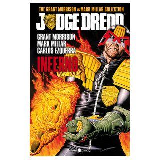 Judge Dredd. The Grant Morrison & Mark Millar collection. Vol. 1: Inferno - Morrison Grant; Millar Mark
