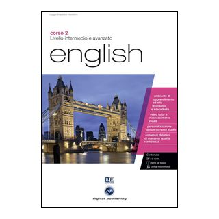Inglese Corso 2. CD Audio. CD-ROM -