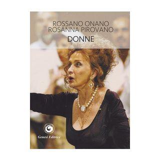 Donne - Onano Rossano; Pirovano Rosanna