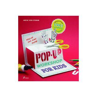 Fold, cut, paint and glue. Pop-up workshop for kids - Stemm Antje von