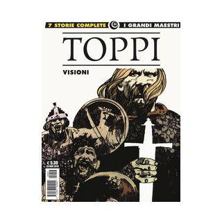 Visioni - Toppi Sergio