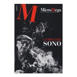 Micromega (2018). Vol. 5: Camilleri sono -