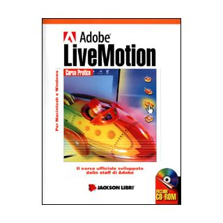 Adobe LiveMotion. Con CD-ROM - Adobe Press (cur.)