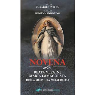 Novena alla Beata Vergine Maria Immacolata della medaglia miracolosa - Farì Salvatore