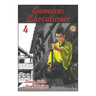 Samurai executioner. Vol. 4 - Koike Kazuo; Kojima Goseki