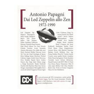 Dai Led Zeppelin allo Zen - Papagni Antonio