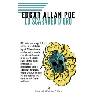 Lo scarabeo d'oro - Poe Edgar Allan