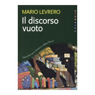 Il discorso vuoto - Levrero Mario