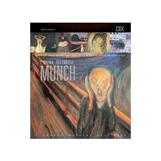 Munch. L'opera pittorica. Ediz. illustrata - Fagioli Marco