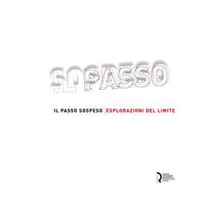 Il passo sospeso. Esplorazioni del limite. Ediz. italiana e inglese - Romanini A. (cur.)