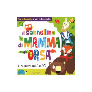 Il sonnellino di mamma orsa. Libri per contare. Ediz. a colori - Schofield Jayne