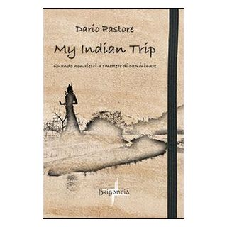 My indian trip. Quando non riesci a smettere di camminare - Pastore Dario