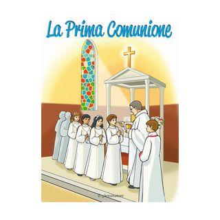 La Prima Comunione. Un inno di gioia e di colore nel percorso eucaristico -