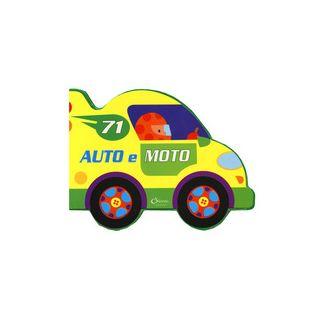 Auto e moto. Ediz. a colori - Busquets Jordi