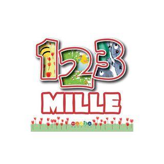 1 2 3 Mille. Ediz. illustrata - Balducci Giulia; Benedetti Ruben; Lab Liù