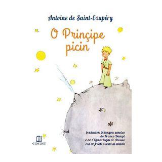 O prinçipe picin. Testo genovese e italiano - Saint-Exupéry Antoine de