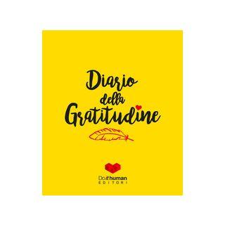 Diario della gratitudine -