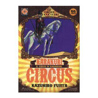 Karakuri Circus. Vol. 22 - Fujita Kazuhiro