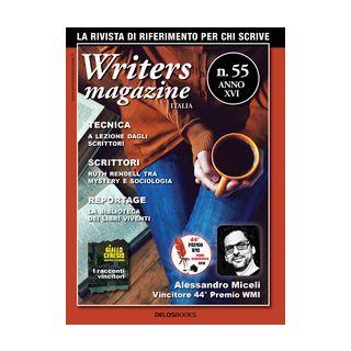 Writers Magazine Italia. Vol. 55 - Forte F. (cur.)