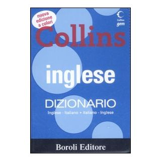 Inglese. Dizionario inglese-italiano, italiano-inglese. Ediz. bilingue - Amiot-Cadey G. (cur.)
